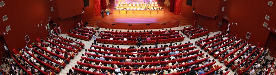 我院承办的第十四届河北省肿瘤学术大会圆满落幕