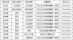 河北北方学院附属第一医院药物临床试验伦理委员会简介
